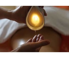 Massage candle thuraya 29 784 636