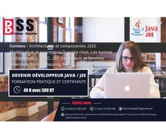 Concepteur et développeur Java/J2EE