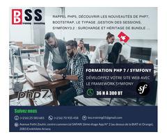 Développeur PHP7/Symfony3.4