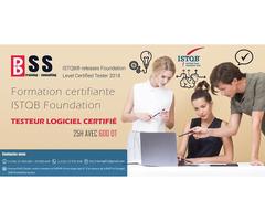 Testeur logiciel certifié ISTQB