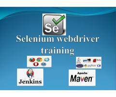 #Formation #Sélénium #Automatisation de test #web_Driver :