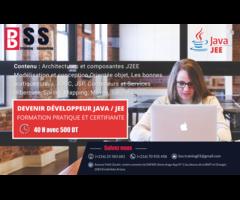 Développeur Java JEE