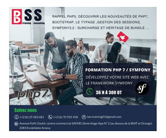 Apprendre #PHP7 et #Symfony de A à Z