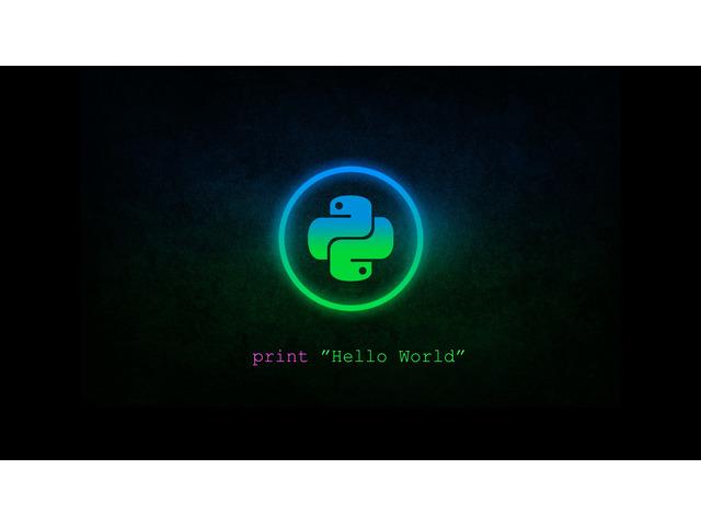 #Formation #pratique #Python ✅ - 1