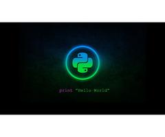 #Formation #pratique #Python ✅