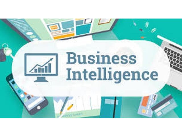 •Formation :Concepteur/Développeur Business Intelligence - 1