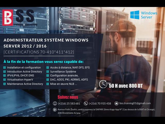 Formation : Administrateur Expert Windows Server 2012 - 1