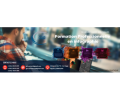 Formation Design Infographie