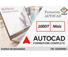 Formation AutoCad