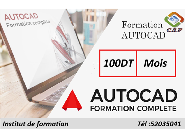 Formation Autocad - 1