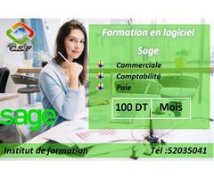 Formation en logiciel Sage