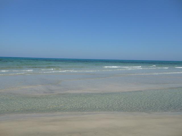 Terrain au bord de la plage d'ezzahra Nabeul - 1/3