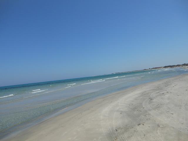 Terrain au bord de la plage d'ezzahra Nabeul - 2/3