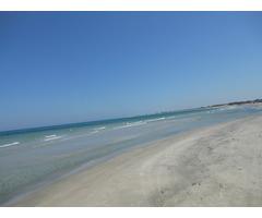 Terrain au bord de la plage d'ezzahra Nabeul - Image 2/3